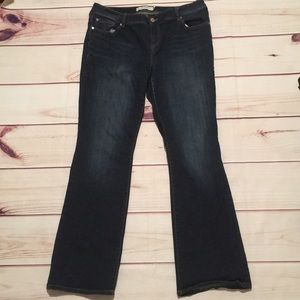Torrid Jeans Size 16 T Relaxed Bootcut